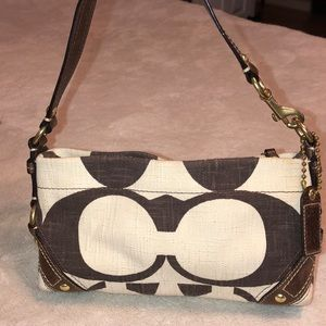 Coach Auth small handbag
